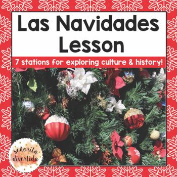 Las Navidades: Las Posadas, La Lotería, Navidad, Año Nuevo, y Día de los Reyes