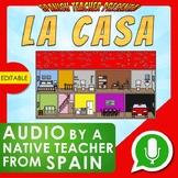 Las Partes de la Casa Interactive from Spain