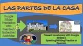 Las Partes de la Casa (Parts of the House)