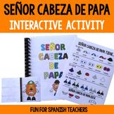 Las Partes del Cuerpo {Interactive Activity}