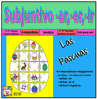 Las Pascuas-Easter- Subjuntivo