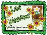 Las Plantas (Plant Journal in Spanish)