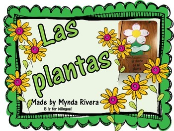 Las Plantas (Plant Journal in Spanish)