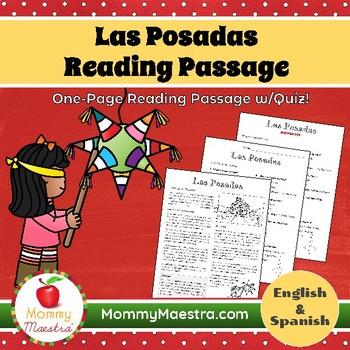 Las Posadas 1-Page Reading Passage