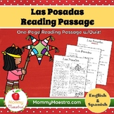 Las Posadas 1-Page Reading Passage