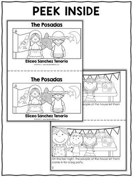 Mini Book and Activities - Las Posadas