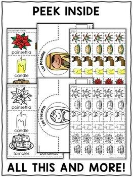 Crown Craft - Las Posadas Christmas Activity