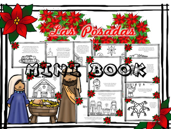 Las Posadas - Power Point and Mini Book