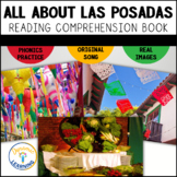 Around the World  Las Posadas Interactive Book and Compreh