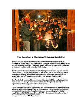Las Posadas: A Mexican Christmas Tradition