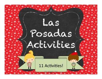 Las Posadas Activities