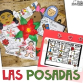 Las Posadas Activities and The Legend of the Poinsettia