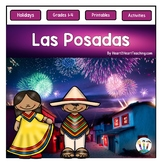 Christmas in Mexico: Las Posadas Activities and Flip Book