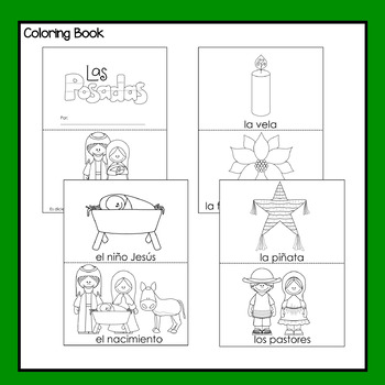 Las Posadas Activity Set {Spanish}
