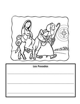 Las Posadas / Birth of Christ Readers' Theater Activity Packet