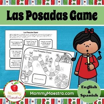 Las Posadas Board Game