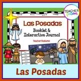 Las Posadas Booklet & Interactive Journal