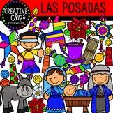 Las Posadas Clipart {Creative Clips Clipart}