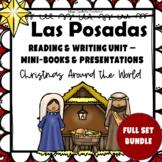 Las Posadas Complete Set - Lit Unit , Mini Books, and Powe