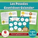 Las Posadas Countdown Calendar