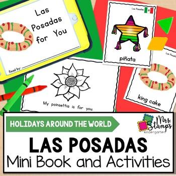 Las Posadas Emergent Reader and Activities