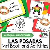Las Posadas Emergent Reader and Activities: Holidays Aroun
