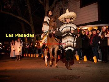 Las Posadas - Holiday - Power Point - History Information