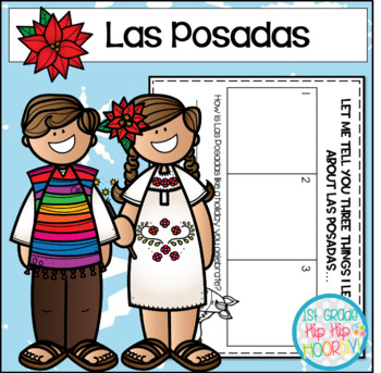 Las Posadas...Holidays Around the World!