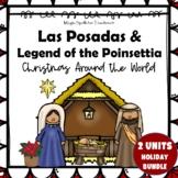 Las Posadas & Legend of the Poinsettia - Christmas Around