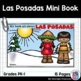 Christmas in Mexico: Las Posadas Mini Book for Early Readers