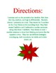 Las Posadas Poinsettia Fact Families!