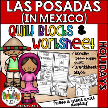 Las Posadas Quilts (Winter Holiday)