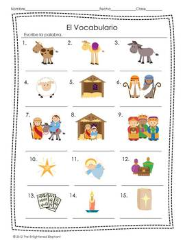 Las Posadas Resource and Activity Packet (Spanish and English)