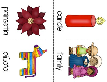 Las Posadas Supplement Pack ~Song, Book, Center & Printables~  **CC Aligned**