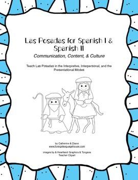 Las Posadas for Spanish I and Beginners