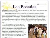 Las Posadas in Mexico: ReadingActivities & Emergency Subst