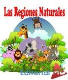 Las Regiones Naturales (Tipos de Regiones y su Ecosistema)