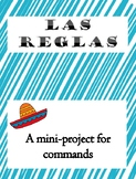 Las Reglas - A mini-project for commands