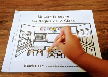 Las Reglas del Salón de Clases - Classroom Rules (SPANISH)