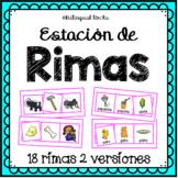 Las Rimas: Estación de aprendizaje
