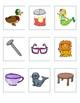 File Folder Game:  Las Rimas for Kindergarten