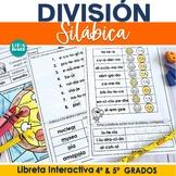 Las Sílabas Libreta Interactiva