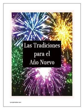 Las Tradiciones para el año nuevo