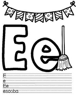 Vowels Spanish