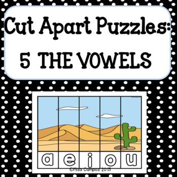 Las Vocales (The Vowels)