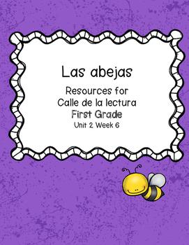 Las abejas- Calle de la lectura- Unit 2 Week 6