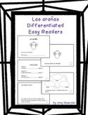 Las aranas Easy Readers
