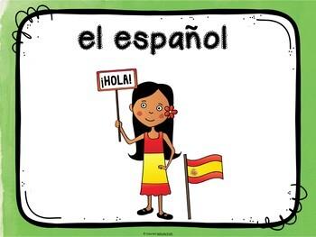 las asignaturas spanish school subjects powerpoint by senorita profe