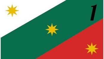 Las banderas mexcianas - Mexican Flags