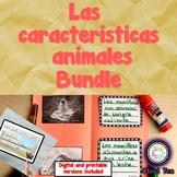 1.10A Las caracteristicas animales (Bundle)